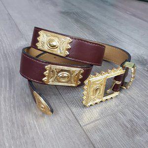 KUDOS Canadian Made Leather Belt